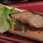 酣 - 銀鱈西京焼き