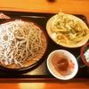 Sobadokoroyamaichi - 料理写真:天ざるそば(大盛)  ¥800+200-