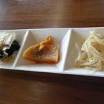 コパン - チーズトマトオムレツ(副菜)