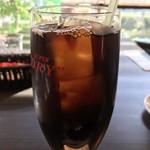 りんごらいふ - アイスコーヒー   300円