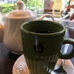 りんごらいふ - ホットコーヒー   300円