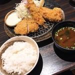 勝烈亭 - レディース定食