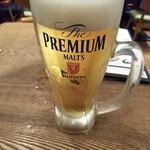 プロント - プレミアモルツ