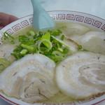 75389342 - チャーシュー麺¥600