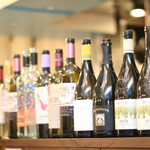 Pescheria Cara mishuku - シチリアワイン