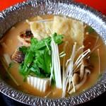 絶品鶏味噌鍋