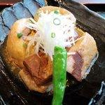 食祭 - 信州産の豚肉の角煮