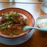 味噌屋せいべえ - 料理写真:ぶたみそ(990円)