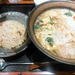 喜多方ラーメン大安食堂 - 料理写真: