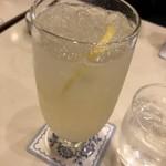 エルグレコ - レモンジュース ¥630