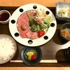 こきづ - 料理写真:ローストビーフ膳