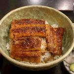 75397314 - 鰻丼(上)吸物付 2,550円税込