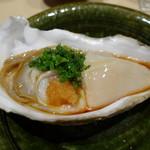 鮨 由う - 生牡蠣