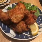 焼鳥 ふくなが - 生鶏の唐揚げ