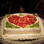 ツキアカリ - 自家製ウェディングケーキ