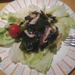 キャラバン サライ - 前菜のサラダ