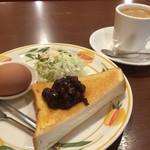 すばる珈琲店 - 料理写真: