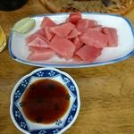 すき焼・鍋物 なべや - 鮪のすき身
