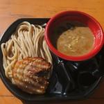 中華蕎麦 とみ田 - つけ麺@500