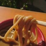 中華蕎麦 とみ田 - モチモチ極太麺