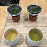 東京茶寮 - 一煎目