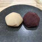 東京茶寮 - 香りおはぎ