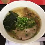 らぁ麺むらまさ - 「塩らぁ麺」972円(小田急新宿店「九州・沖縄物産展」)