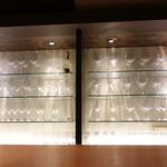 ワインバー コリエドール - ☆グラスが準備されています(*^。^*)☆☆
