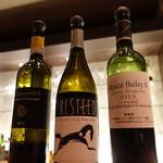 ワインバー コリエドール - ☆3種類の赤ワイン☆
