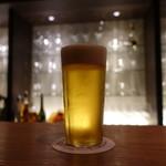 ワインバー コリエドール - ☆生ビール(*^_^*)☆