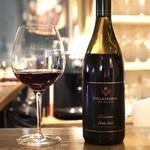 Wine Bar G - ☆Villa Maria Reserve Pinot Noir 2012Villa 2000円
