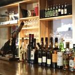 Wine Bar G - 店内