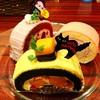 ロールカフェ - 料理写真:かぼちゃプリンロール、小豆とチョコのロール、ベリーロール