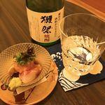 蓮菜 - 獺祭焼酎