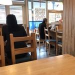 中華料理 福禄 - 店内をパシャ 平日の12時