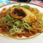 ヤキソバル ダブリュワイ - 完熟トマト味噌のイタリアン焼き麺 680円