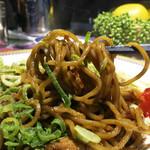 ヤキソバル ダブリュワイ - すっきりした風味のソース味