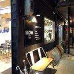SLOW cafe - 外観