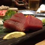 魚河岸酒場 FUKU浜金 - 生マグロ
