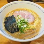 麺屋 はし本 - らー麺750円