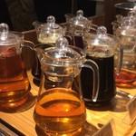 武蔵野カンプス - 飲み放題のドリンク