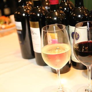 お手頃なワイン多数