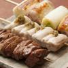 Sumiyakiyoshichou - 料理写真:やきとり三種盛