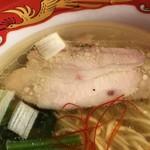 麺屋 翔 - 吊るし焼きチャーシュー (大つけ麺博 大感謝際)