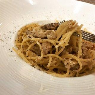 il desiderio ORTAGGIO - 4種類のキノコパスタ   ハナビラタケが美味しい❤️
