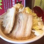 75421503 - 限定 魚介ブタメン ¥850