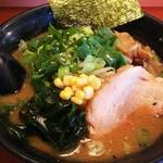 バンブー - 青ネギ味噌ラーメン900円税込