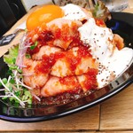 ブッチャー - ローストビーフ丼