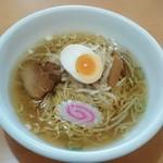 台湾料理 百味鮮 - ランチセットの塩ラーメン