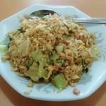 台湾料理 百味鮮 - ランチセットのカレー炒飯